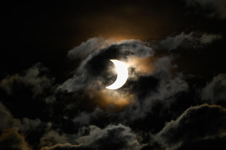 Schauspiel am Himmel: Ringförmige Sonnenfinsternis über Afrika und Asien