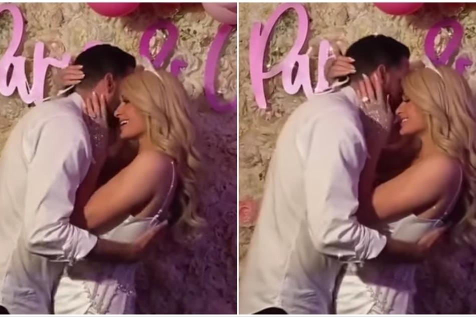 Paris in Wonderland: Paris Hilton celebrates upcoming wedding with special bridal shower!