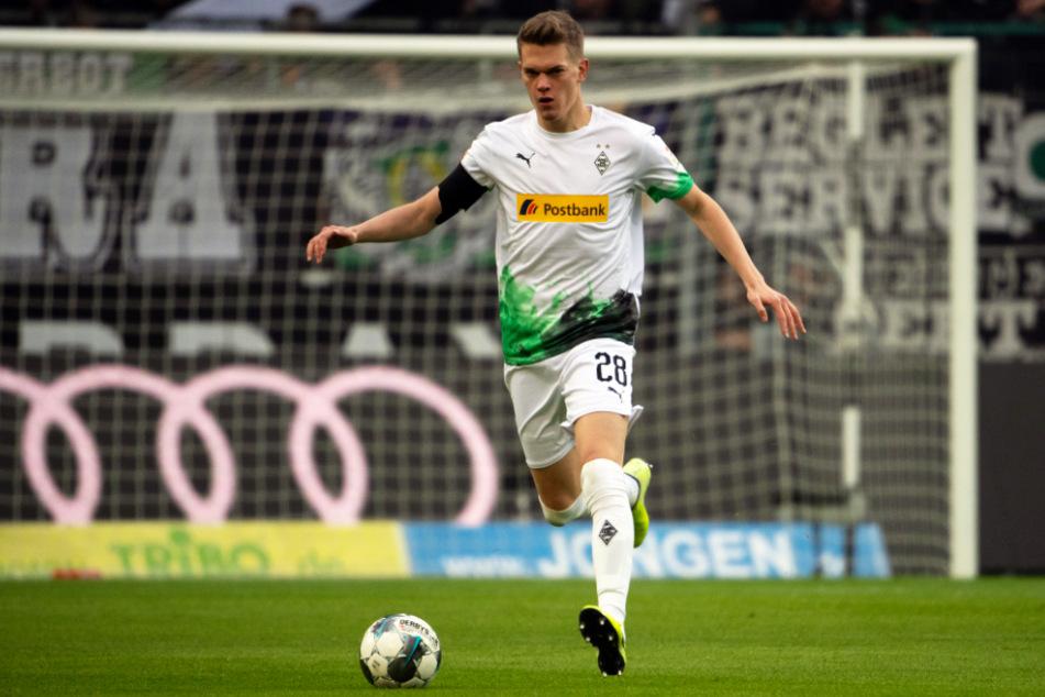Matthias Ginter (26) zählt bei Borussia Mönchengladbach seit drei Jahren zu den Leistungsträgern. Er wird wegen seiner meist unauffälligen Spielweise oft unterschätzt.