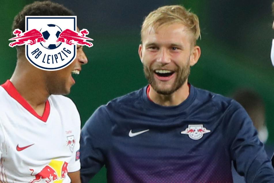 RB Leipzigs Konrad Laimer voller Selbstvertrauen: Mehr Tore und Verantwortung!