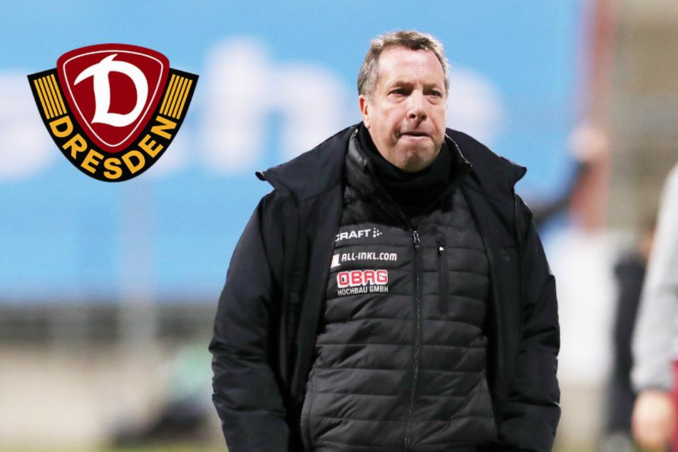 """Nach Dynamos Last-Minute-Niederlage! Kauczinski: """"Nicht reif genug"""""""