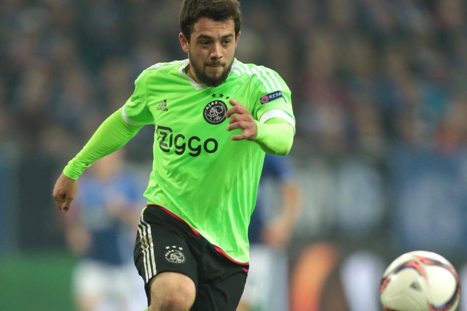 Von 2015 bis 2018 trug Amin Younes das Trikot von Ajax Amsterdam.