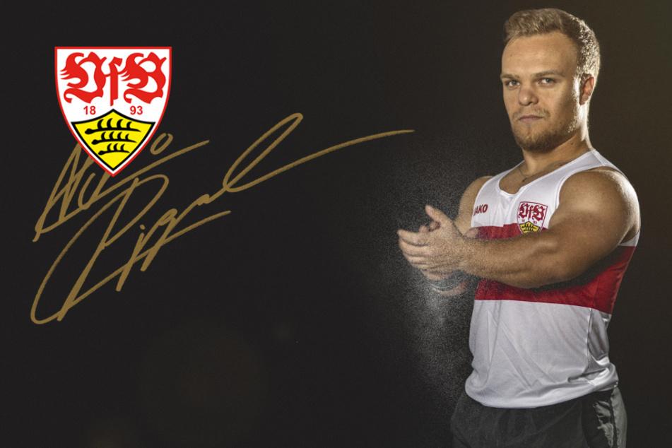 VfB Stuttgart nimmt Paralympics-Sieger unter Vertrag