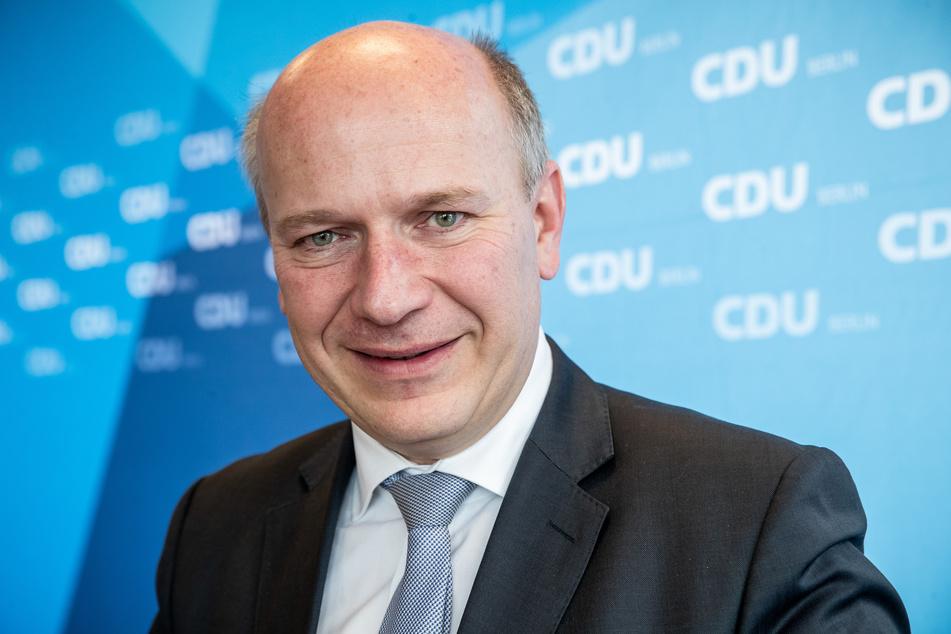 Der CDU-Landesvorsitzende Kai Wegner wünscht sich eine Magnetschwebebahn zum BER.