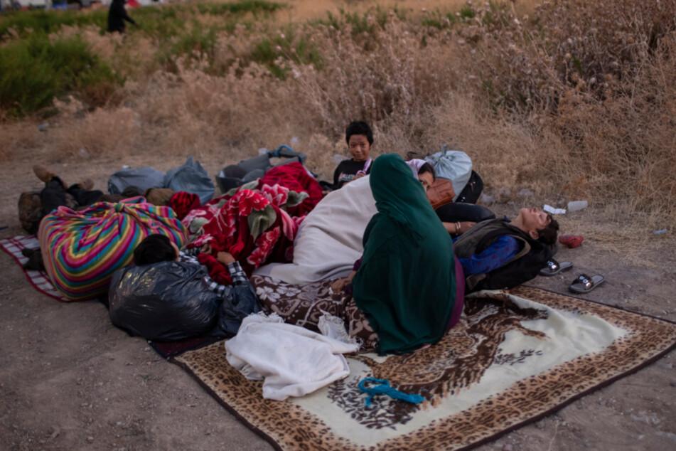 Arzt auf Lesbos fordert Aufnahme von Risikopatienten
