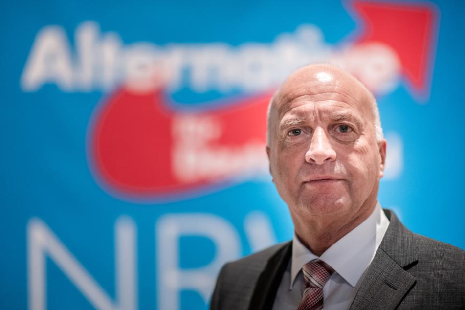Rüdiger Lucassen, Vorsitzender der NRW-AfD, hat an die Delegierten vor dem Parteitag in Kalkar appelliert.