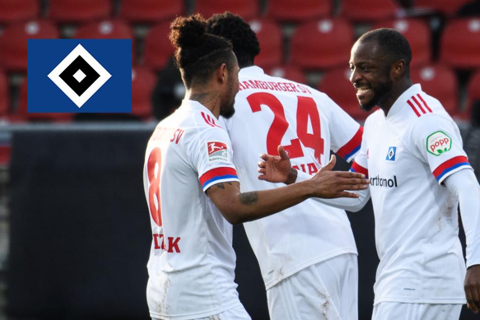 """HSV freut sich über Comeback-Qualitäten: """"Haben gewisse Mentalität"""""""