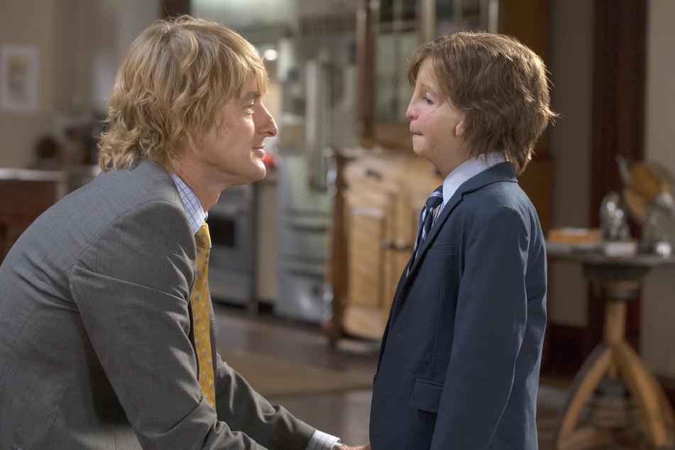 """Im Film """"Wunder"""" spielt Wilson einen fürsorglichen Vater."""