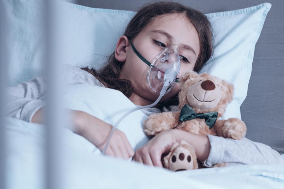 Bedenklich: Kinder und Jugendliche haben zu viele Chemikalien im Blut
