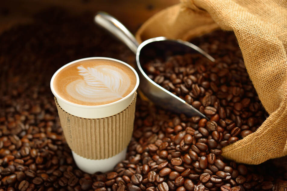 More studies are needed, but the initial evidence suggests that caffeine directly impacts brain structure (stock image).