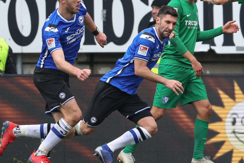Stephan Salger (30) läuft künftig für den TSV 1860 München auf.