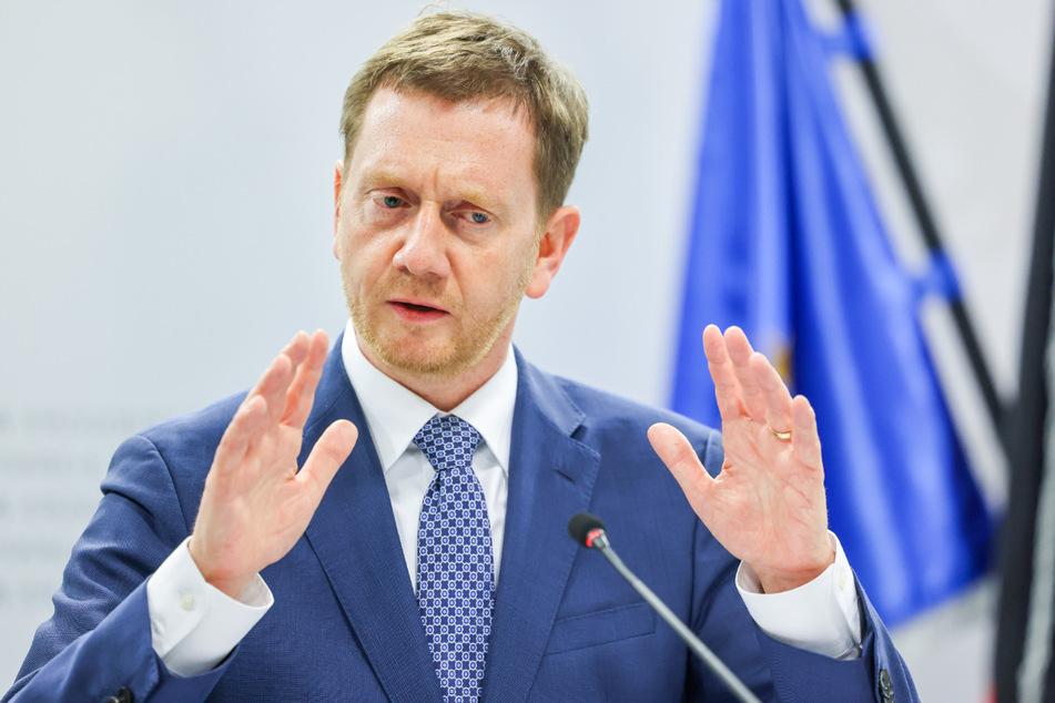 Michael Kretschmer (46, CDU) will nicht für die Nachfolge von Armin Laschet (60, CDU) im Amt des Parteichefs kandidieren.