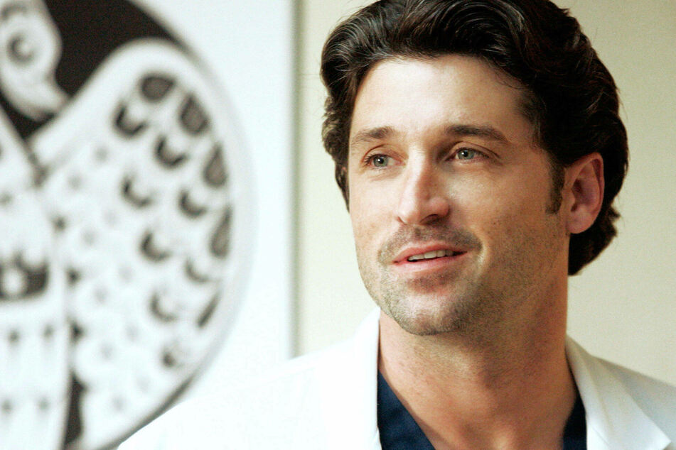Patrick Dempsey who starred as Dr. Derek Shepherd in Grey's Anatomy left the show after 11 seasons.