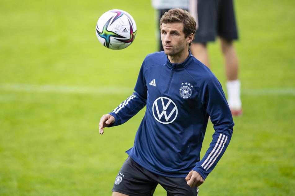 Auch Thomas Müller (31) wird nicht rechtzeitig fit für das Spiel gegen Liechtenstein.