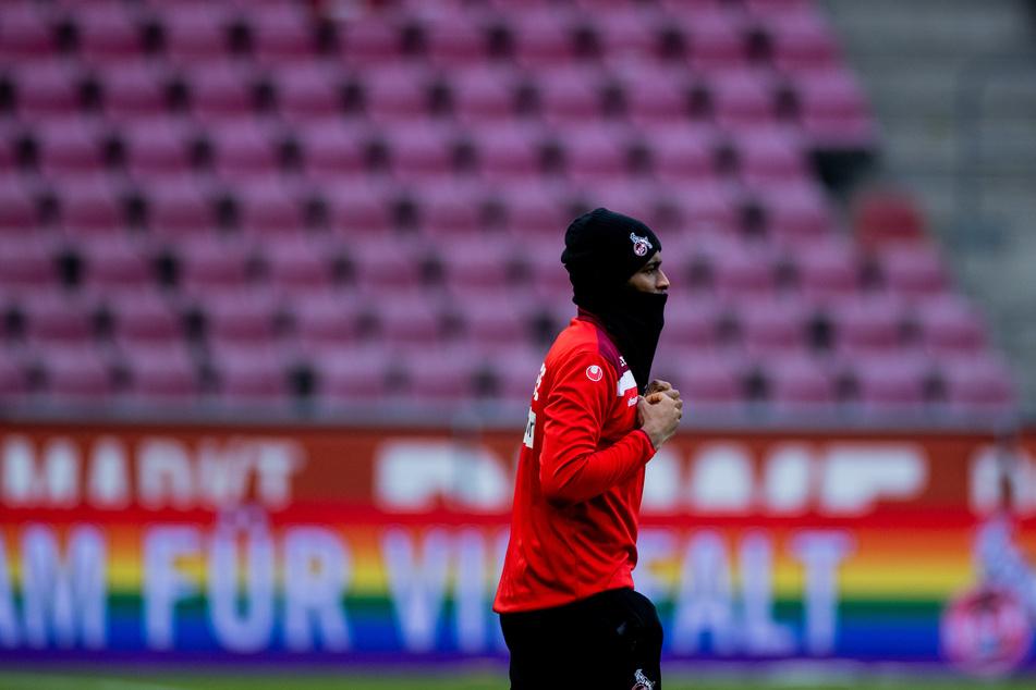 Anthony Modeste wurde im Februar vom 1. FC Köln nach Frankreich zu AS Saint-Étienne verliehen.