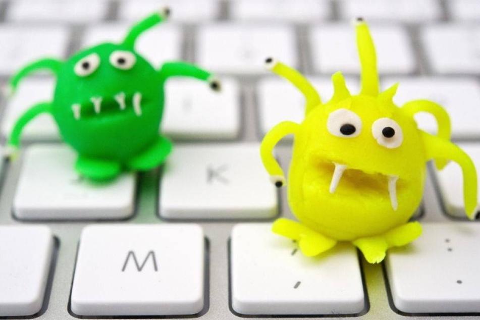 Geld her oder Daten weg! Erpresser-Viren in E-Mail-Anhang