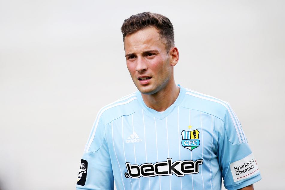 Ronny Garbuschewski (35) spielte insgesamt über viereinhalb Jahre für den Chemnitzer FC, stieg 2011 in die 3. Liga auf, kam 143 Mal für die Himmelblauen zum Einsatz, erzielte 34 Tore und gab beeindruckende 71 direkte Vorlagen.