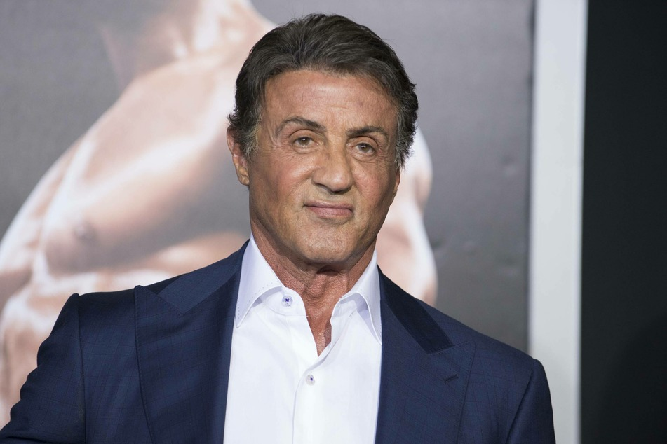 Sylvester Stallone is mourning his departed mother