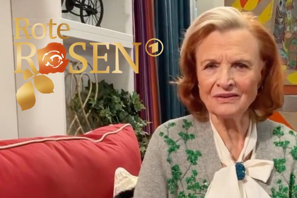 """Rote Rosen: """"Rote Rosen"""": Sorge um Brigitte Antonius, Serien-Urgestein muss das Set verlassen"""