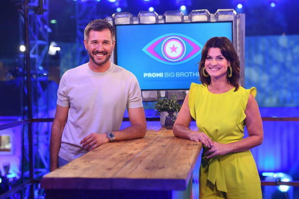 """Jochen Schropp (42) und Marlene Lufen (50) werden auch in diesem Jahr wieder """"Promi Big Brother"""" moderieren - am 4. Juli ist er zu Gast bei Bettina Böttinger."""
