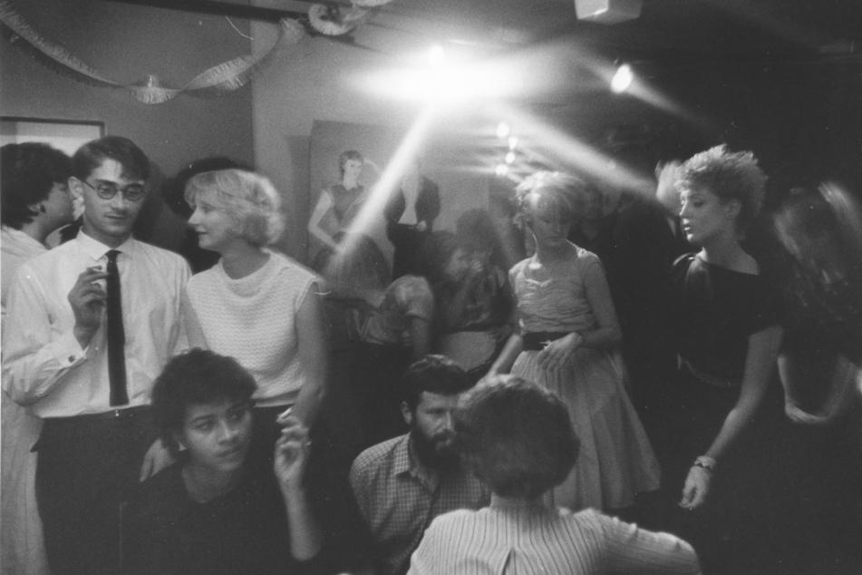 """In den 80ern stand der """"Würfel"""" für stilvolle Abende mit Soul und Funk."""