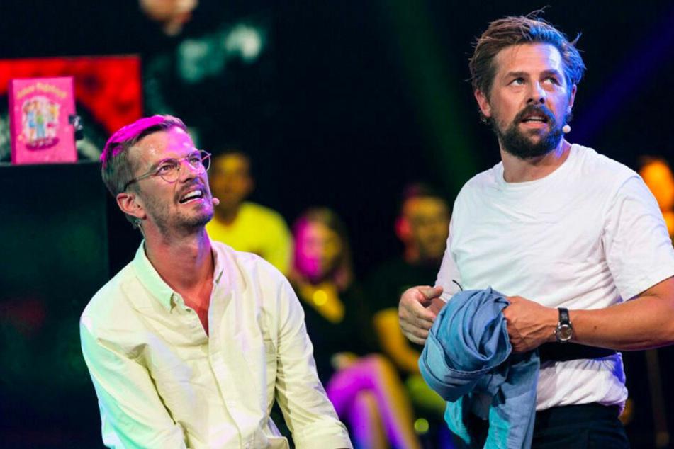 Joko & Klaas völlig zerstört: Duo verliert gegen ProSieben und muss mit dieser Strafe büßen
