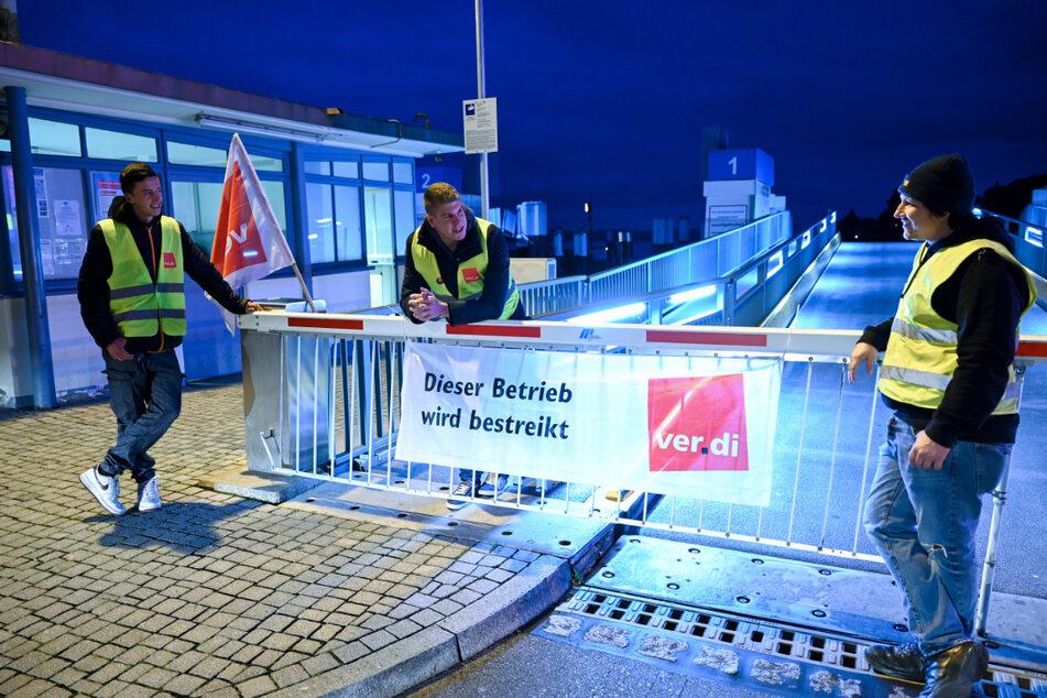 Warnstreiks im Nahverkehr in Konstanz und Esslingen