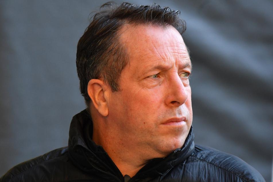 Dynamo-Cheftrainer Markus Kauczinski (51).