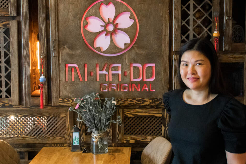 Inhaberin Thi Hanh Ha freut sich auf Euren Besuch im Mi.Ka.Do.