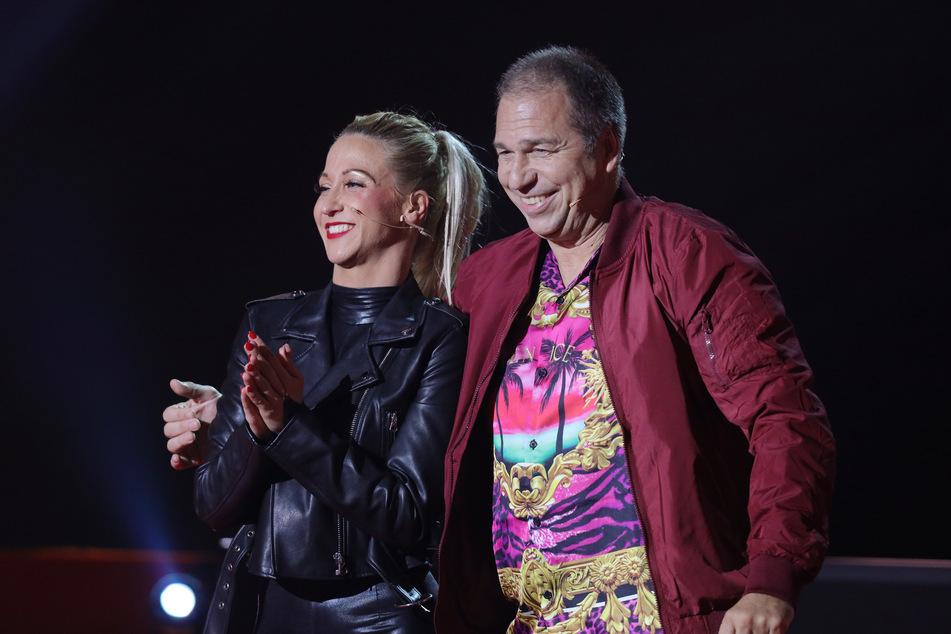 """Kai Ebel (56) und Kathrin Menzinger (32) bekamen in der vierten Folge von """"Let's Dance"""" die wenigsten Punkte und mussten gehen."""