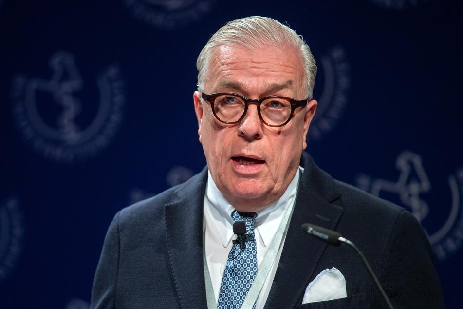 Klaus Reinhardt (61), Präsident der Bundesärztekammer.