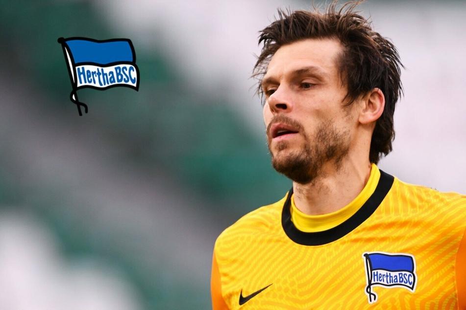 Nach Corona-Schreck: Hertha-Torhüter Jarstein aus Krankenhaus entlassen