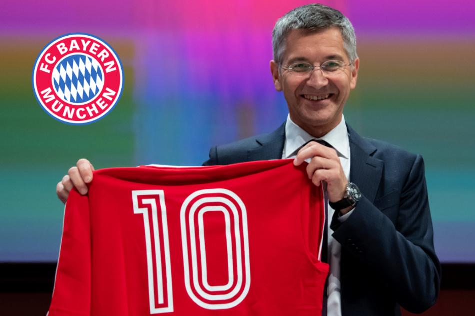 100 Tage Bayern-Präsident: Herbert Hainer zieht Bilanz