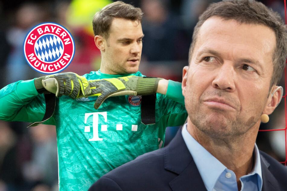 FC Bayern und Manuel Neuer: Das denkt Lothar Matthäus über Vertragsärger