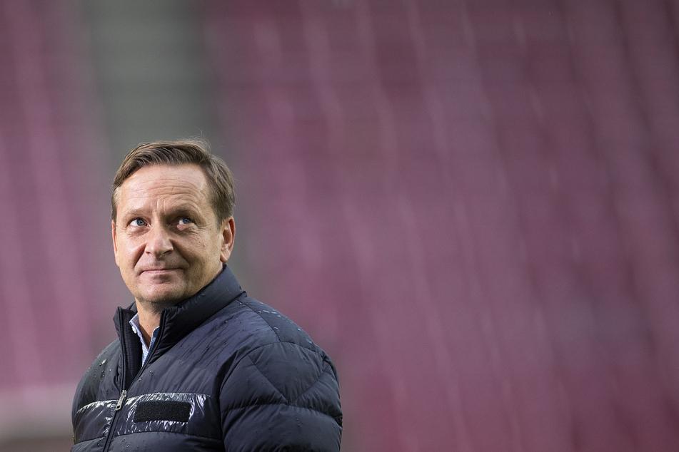 Kölns Sportdirektor Horst Heldt (51).