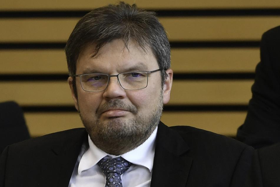 Der AfD-Abgeordnete Michael Kaufmann.