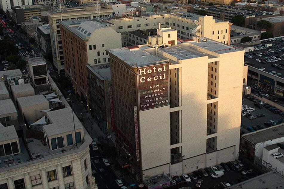 Im Hotel Cecil in Los Angeles trugen sich im Laufe der Geschichte tragische Suizide, Vergewaltigungen und Mordverbrechen zu.
