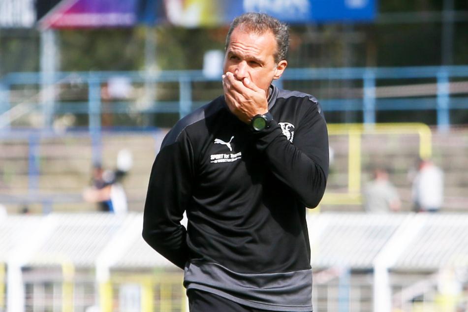 Lok-Coach Almedin Civa lobte den CFC.