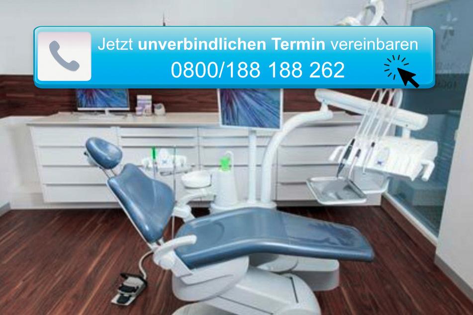 Die Donau Dental Zahnarztpraxis ist mit den modernsten zahnärztlichen Geräten ausgestattet.