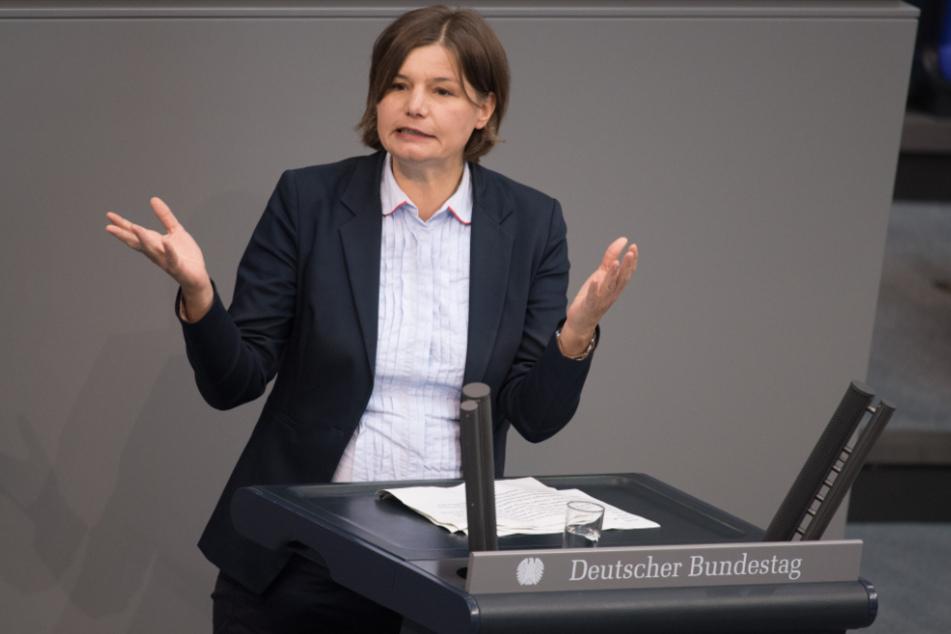 """Manuela Rottman (49, die Grünen) äußerte sich zur Fortführung der """"epidemischen Lage""""."""