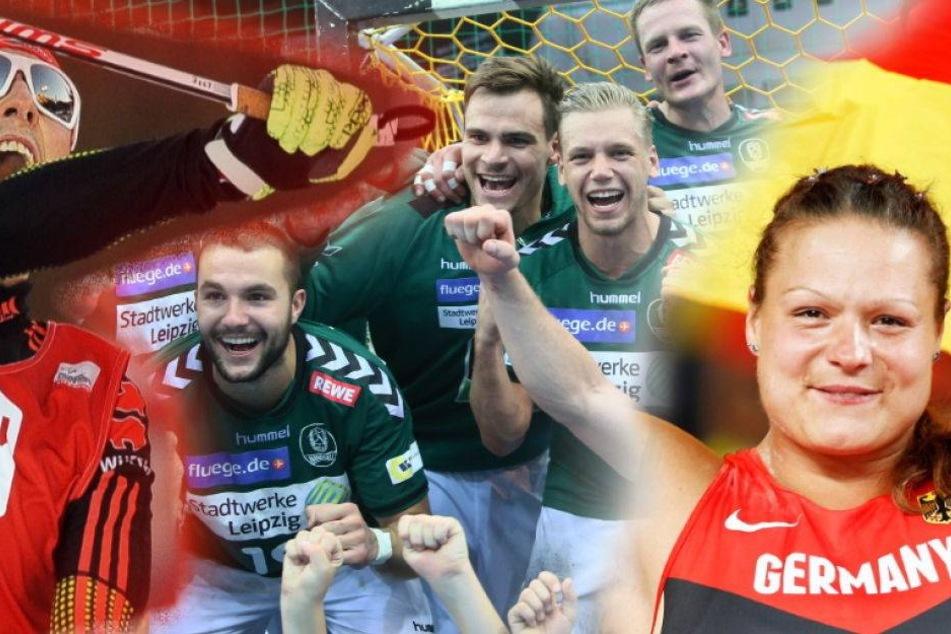 Das sind Sachsens Sportler des Jahres 2015!