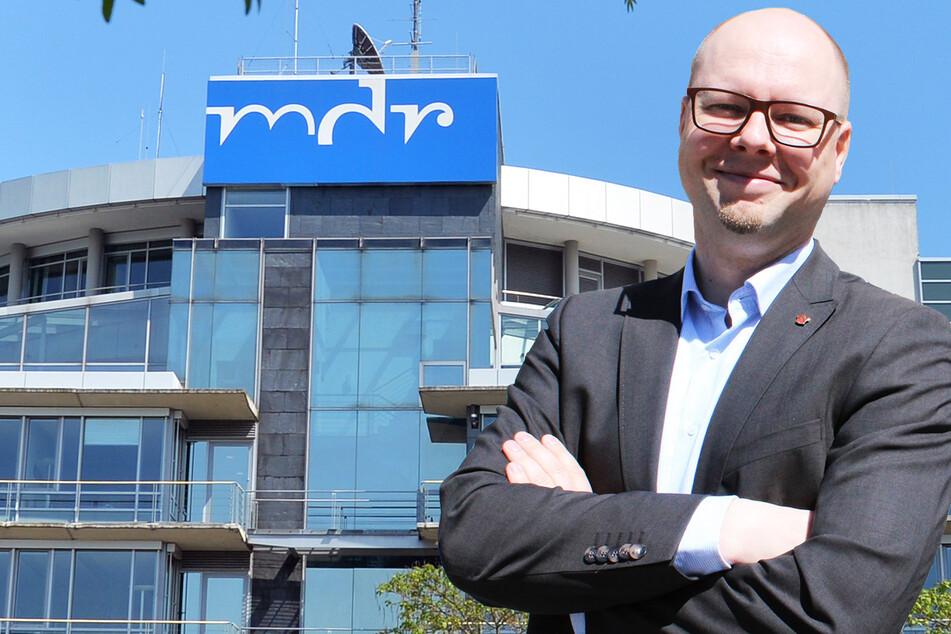 Der MDR macht Platz: In Kürze bekommen jetzt die Sorben einen festen Platz im Rundfunkrat. Domowina-Chef Dawid Statnik (38) ist erfreut über die Einladung.