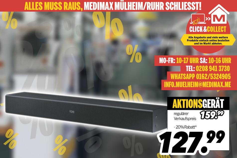 Soundbar von Samsung für 127,99 Euro