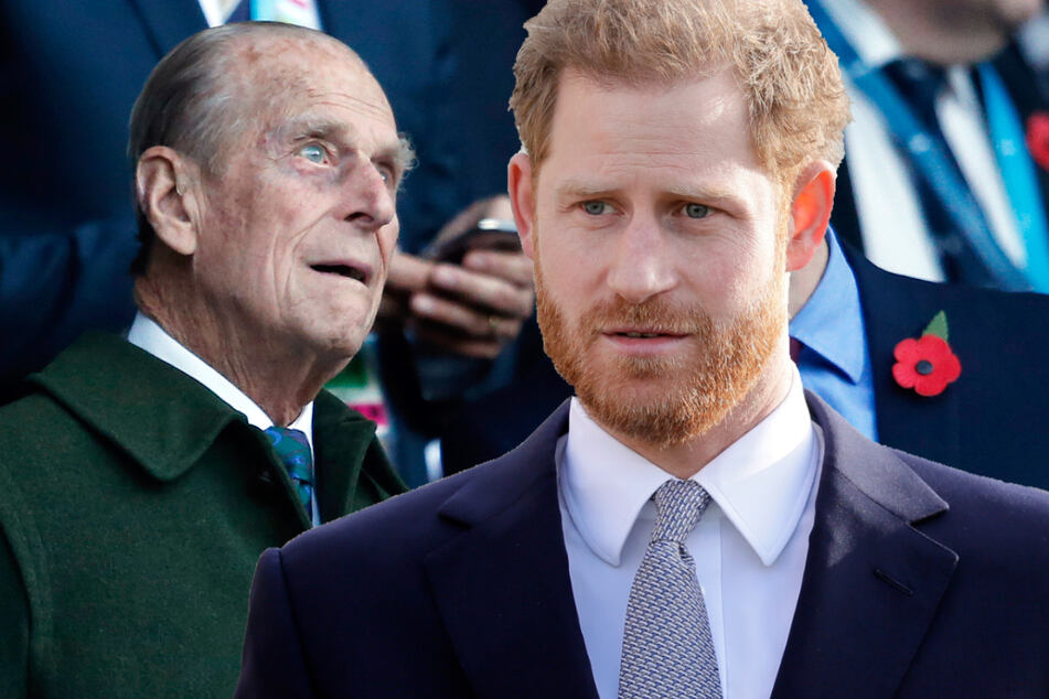Prinz Harry in Großbritannien eingetroffen: Herzogin Meghan ist nicht dabei