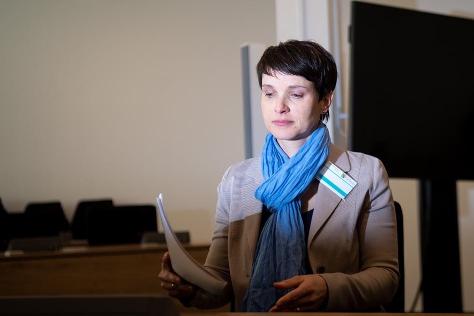 Ex-AfD-Chefin Frauke Petry muss erneut vor Gericht