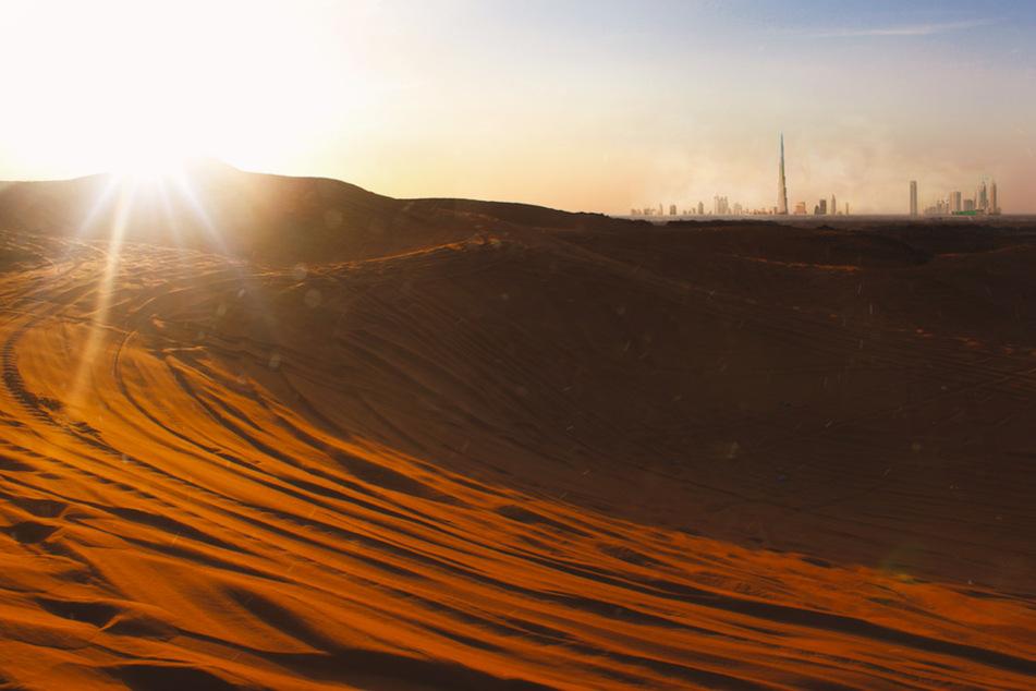 BMW lässt Aluminium nun mit Wüstensonne schmelzen