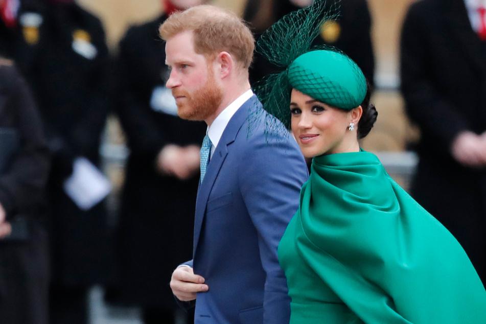 Harry und Meghan: Das wird jetzt teuer für die Ex-Royals