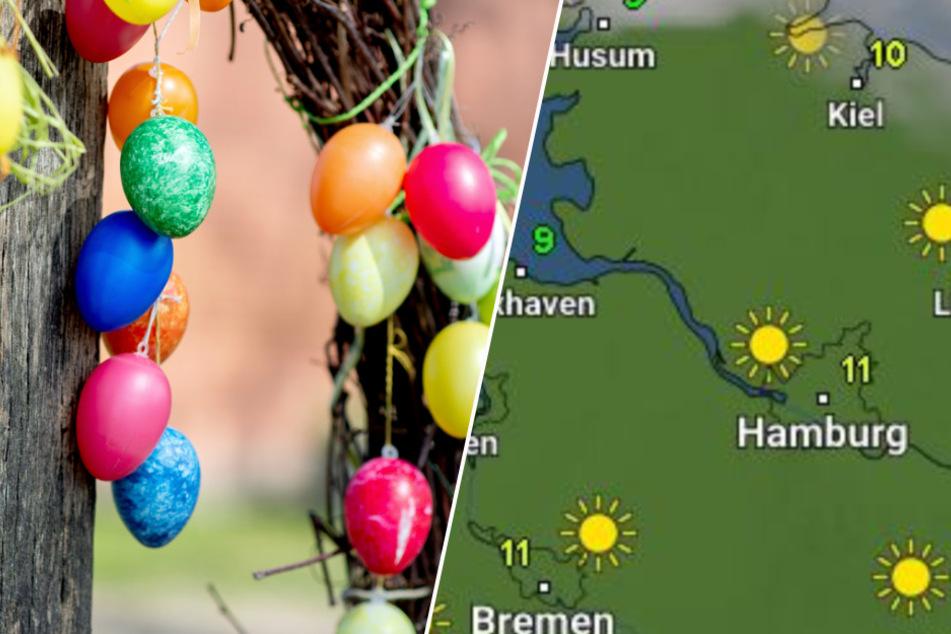 Nach Frühsommer: Wird das Wetter an Ostern wieder schlechter?