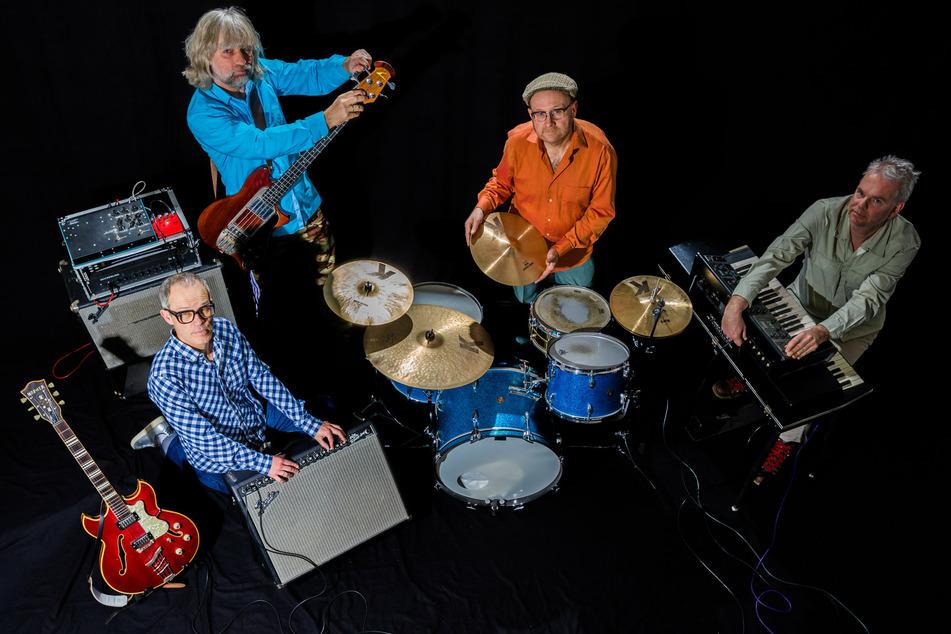 Erdmöbel, gegründet 1993, haben bislang dreizehn Alben veröffentlicht.