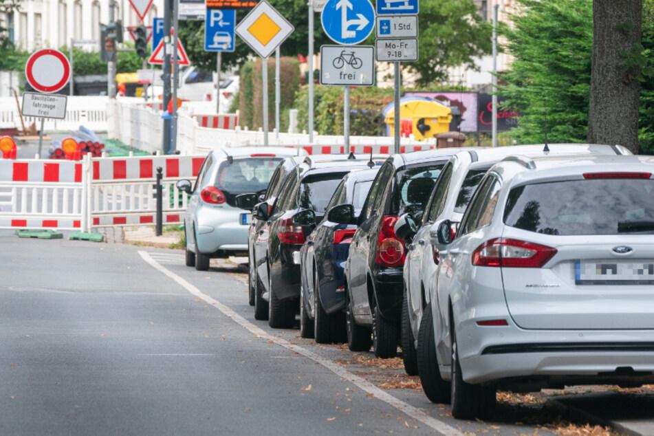 Kaßberg: So will Chemnitz das Parkplatz-Chaos lösen